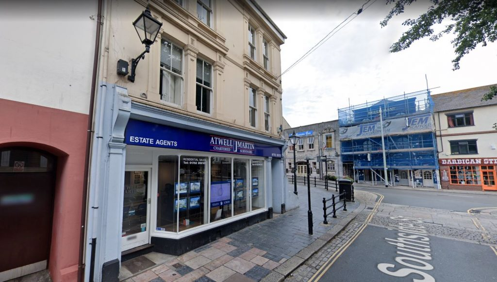 First Floor Offices, 65 Southside Street, The Barbican, Plymouth, PL1 2LA