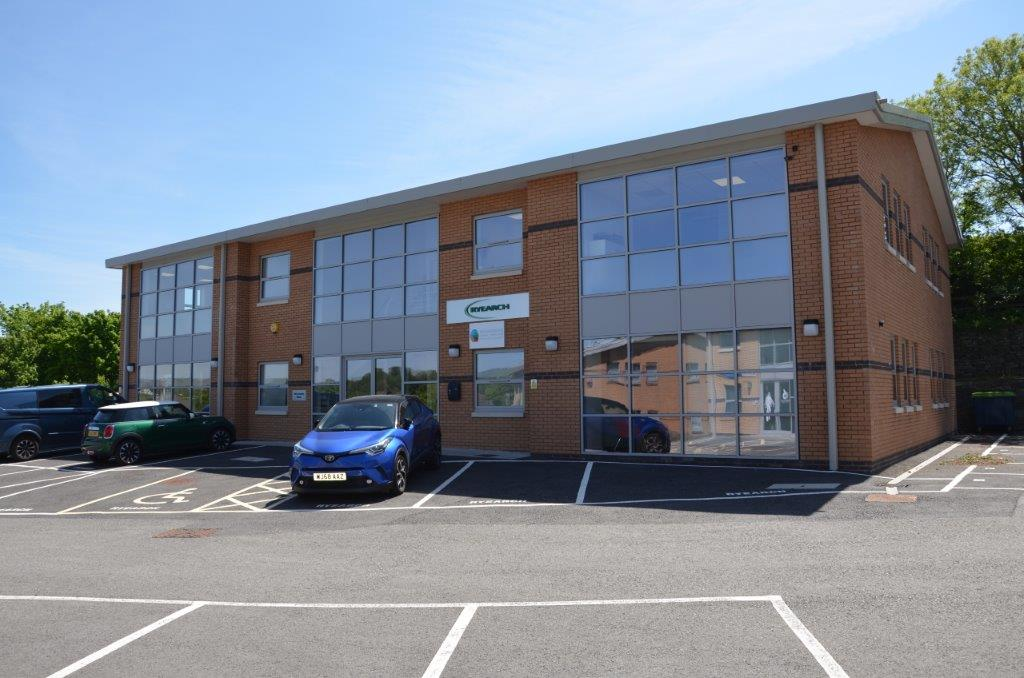 Suites 1 & 2 New Creaven House, Sandy Court, Langage Office Campus, Plympton, PL7 5JX
