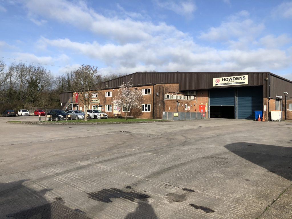 Edgcumbe Road, Tamar View Industrial Estate, Saltash, PL12 6LD
