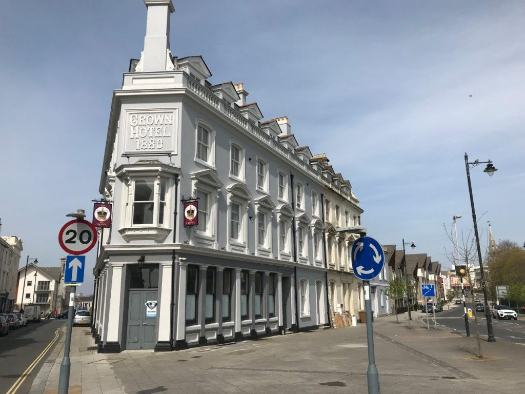 Ground Floor & Basement, 41-43 Chapel Street, Devonport, Plymouth, PL1 4DU