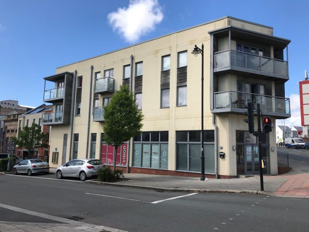 Unit 2 Park Avenue, Devonport, Plymouth, PL1 4FR