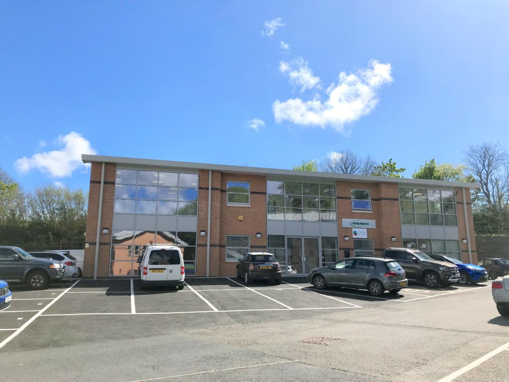 Part Ground Floor, New Creaven House, Sandy Court, Langage Office Campus, Plympton, Plymouth, PL7 5JX