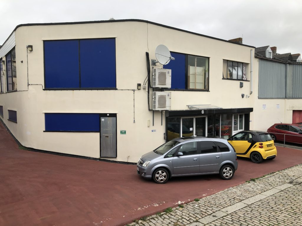 Rear of 52 – 56 Embankment Road, Plymouth, PL4 9HY