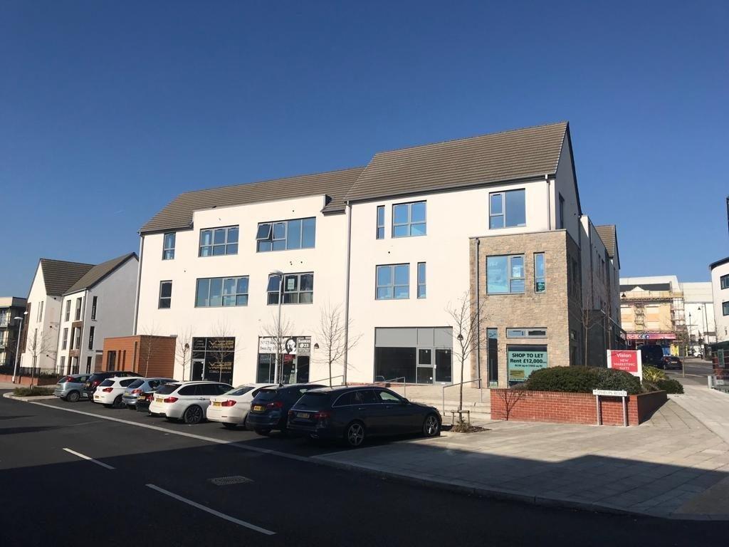 Vision, Zone E, Chapel Street, Devonport, Plymouth, Devon, PL1 4FY & PL1 4DU