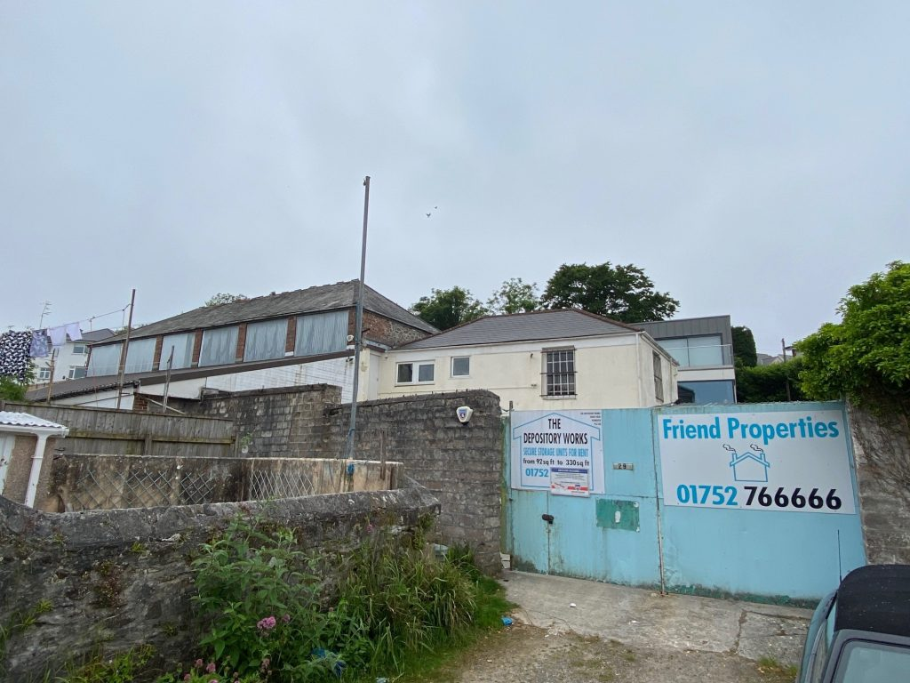 The Depository Works, 29 Widey View, Hartley, Plymouth, Devon, PL3 5JQ