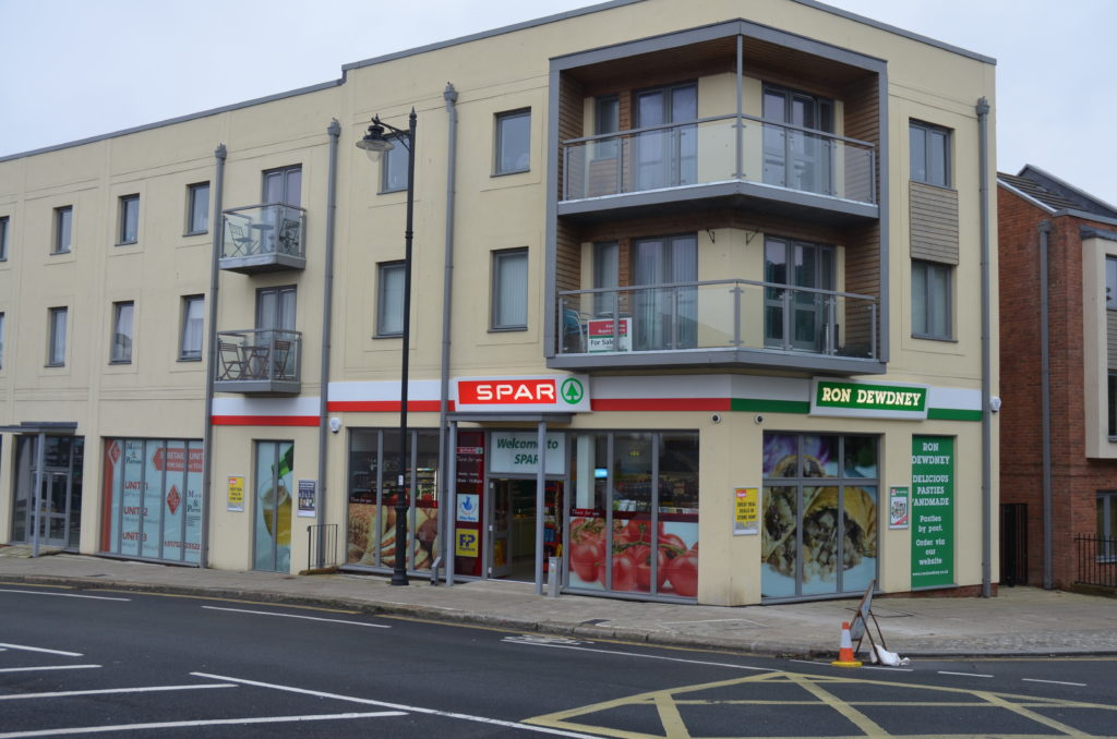 Unit 3 Park Avenue, Devonport, Plymouth, PL1 4FR
